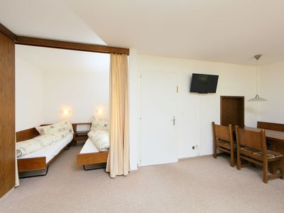 Photo for Apartment in the center of Leukerbad with Internet, Lift, Parking, Balcony (46113)