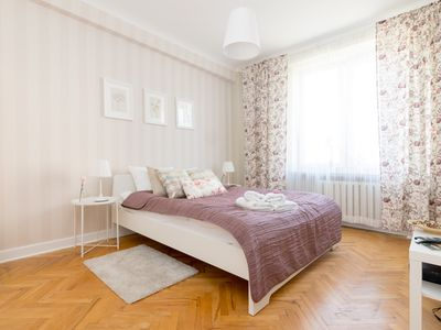 Photo for Chmielna Central Warsaw Apartment