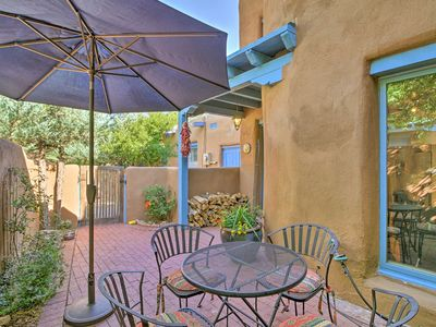 Photo for NEW-Townhome w/Private Patio, Walk to Canyon Road!