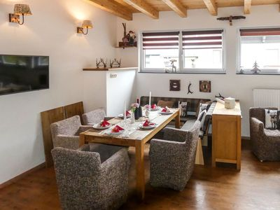 Photo for Cosy apartment for 11 people with WIFI, TV, balcony and parking