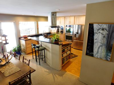Photo for Mad River Valley Condo with Gourmet Kitchen, 2 Bedrooms, comfortably sleeps 6