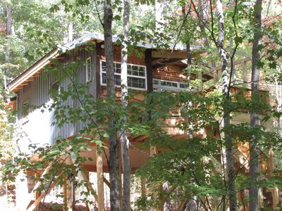 Photo for 1BR Cabin Vacation Rental in Monteagle, Tennessee