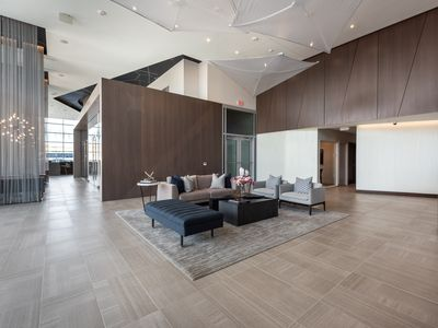 Photo for Modern Condo w Pool, Gym, Full Kitchen & Views in the Middle of Pentagon City