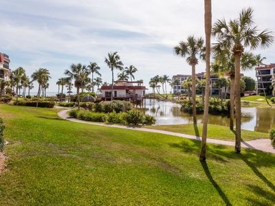 Photo for Gulf View, Two Bedroom, Ground Level Condo - Pointe Santo D 2
