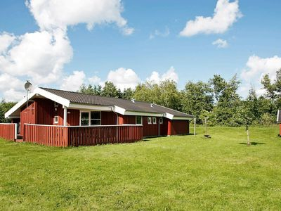 Photo for Cozy Holiday Home in Jerupwith Sauna