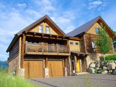 Rustic Chic: Designer Home located in Downtown Steamboat Springs, WOW!