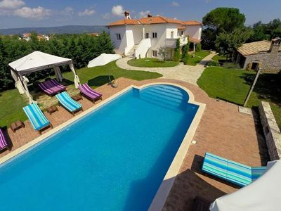 Photo for Holiday house Rakalj for 6 - 8 persons with 5 bedrooms - Holiday house