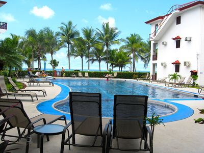 Photo for Jaco Beachfront Condo, Bahia Azul #6A