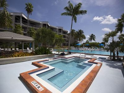 Photo for << Book Your Key West Cabana Condo on  Atlantic short bike ride to downtown