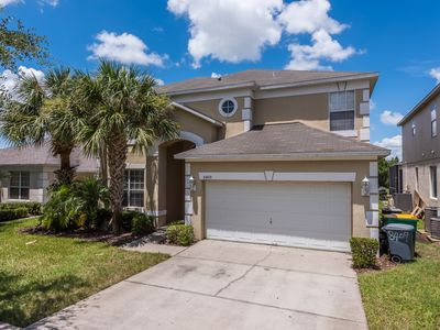 Photo for Brand new lake front vacation home is located close to Disney World theme parks