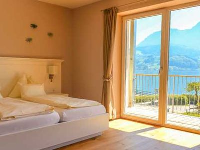 Photo for Double Room with Balcony and Lake View - Off to the Lake - Hotel Stadler Seegasthof