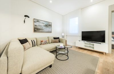 Photo for Apartment 1.4 km from the center of Madrid with Internet, Air conditioning, Lift (717108)