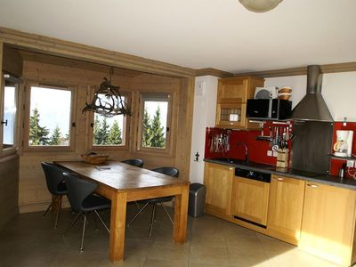 Photo for Les Granges des 7 Laux - 3-Room Cabin 6/8 People