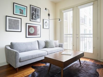 Photo for Simple 1BR in Uptown by Sonder