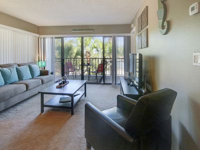 Photo for Land's End #302 building 1 - BAY Views/gated community/Updated 1 bdrm condo!!