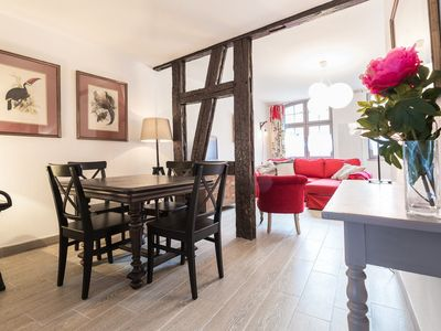Photo for 1BR Apartment Vacation Rental in Strasbourg, Grand Est