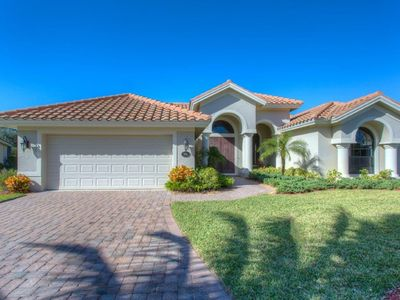 Photo for Stunning 3 Bedroom plus Den Pool home in Naples Gated Briarwood Community