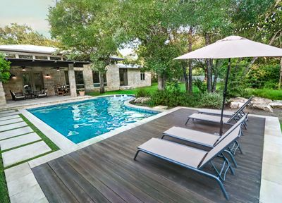 Photo for STUNNING CONTEMPORARY HOME!!   5 bed/4.5 bath. Pool, Sleeps 12 | EVENTS OK