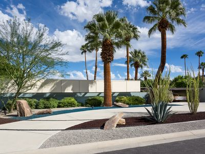 Photo for Stunnning Authentically Restored Krisel Mid-Century Jewel in Hip Palm Springs