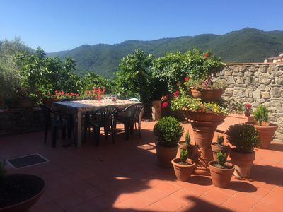 Photo for Casa Nicola - large Medieval village house offering comfortable accommodation