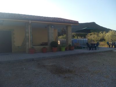 Photo for Country house with pool in Alghero