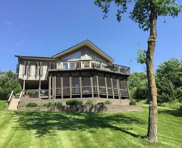 Photo for Beautiful Lake Home One Hour from the Twin Cities with Year Around Fun