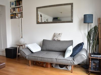 Photo for Cosy 1 bedroom Flat in Paris with Terrace