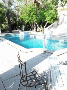 Photo for Private pool villa of 2000 fenced all comfort for 7 people