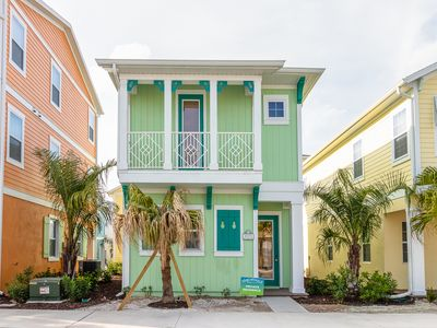 Photo for Margaritaville Resort Orlando - 3 bedroom/3.5 bath cottage - 3070 Key Lime Loop