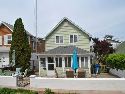 Photo for Prime Location at North Beach, don't settle for block walk to beach.