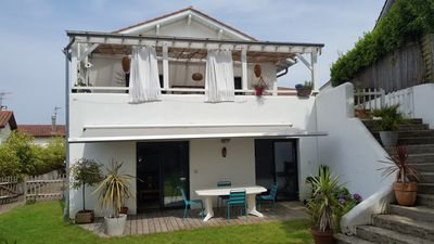 Photo for Charming 2 bedroom apartment in Anglet