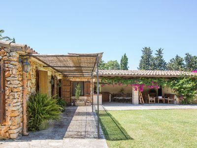 Photo for ES SESTADORS - Villa with private pool in Buger.