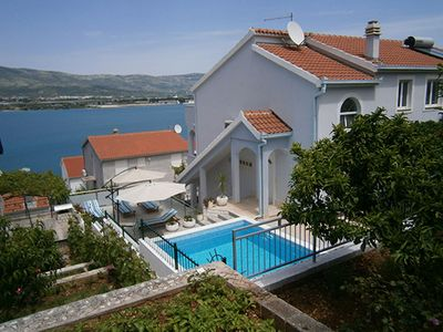 Photo for 2BR Apartment Vacation Rental in Arbanija, Island Ciovo