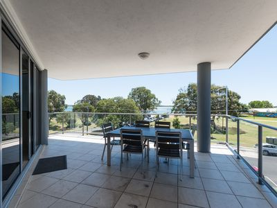 Photo for Cotton Tree River Views Fabulous location  Unit 7/21 The Esplanade