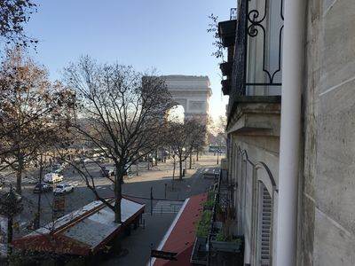 Photo for Be Next to The Champs Elysee!