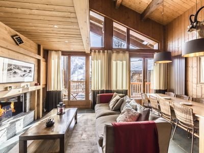 Photo for Superb chalet at the foot of the Bellevarde piste