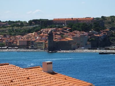 Photo for Collioure - Beachside Apartment Parking - Joey