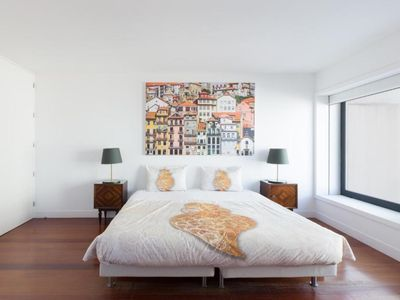 Photo for 2 beautiful apartments in Porto