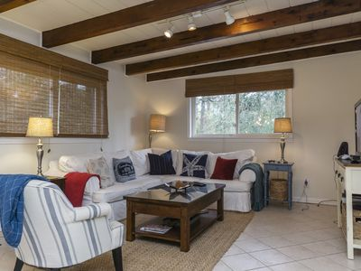 Photo for The Whale Cottage: 2 BR / 1 BA home in Oak Island, Sleeps 6
