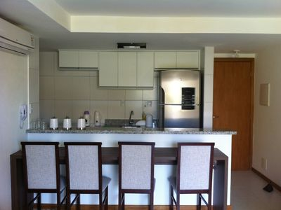 Photo for Village furnished, 2/4, with air and TV in condominium sea, beach Guarajuba
