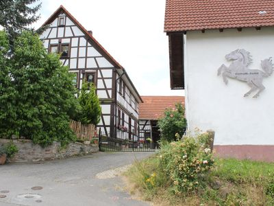 Photo for Holiday on Manapi farm in the beautiful Odenwald