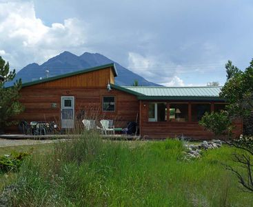 Photo for 2BR Emigrant Cabin on 10 Acres w/Peaceful Views!