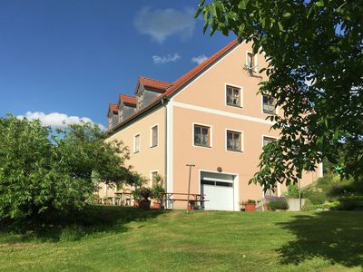 Photo for Apartment with all amenities, garden and sauna, located in a very tranquil area