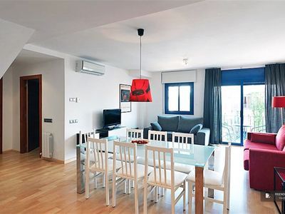 Photo for Friendly Rentals The Emendis Attic 3 Apartment in Sitges