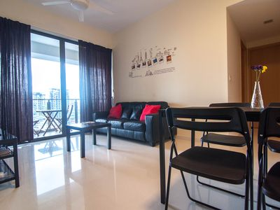 Photo for ❀❀❀3BR Amazing View @ Balestier Near MRT ZSM3B