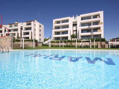 Photo for LAS COLINAS GOLF RESORT, LUXURY APARTMENT, 2 BEDROOM, SEA VIEW POOL GOLF