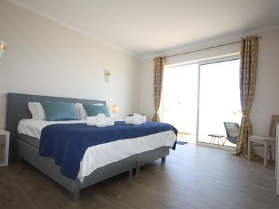 Photo for Spacious one bedroom/4-person apartment,free wifi, five minutes walk  from beach
