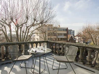 Photo for Le Flamboyant - Charmant T2 avec terrasse