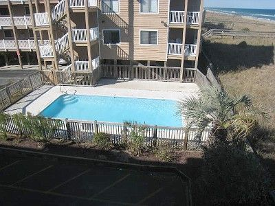 Photo for Oceanfront Beach Condo - 2 Bedroom -  Renovated, Oceanside, Pools