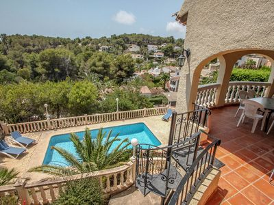 Photo for Kanky 6 - modern, well-equipped villa with private pool in Benissa coast